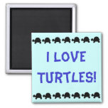 Amo el imán de las tortugas