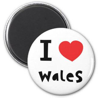 Amo el imán de País de Gales