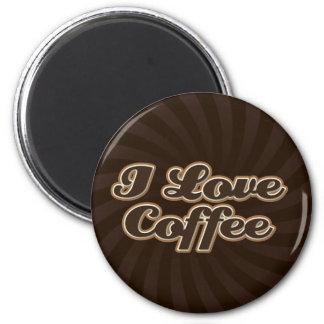 Amo el imán del café