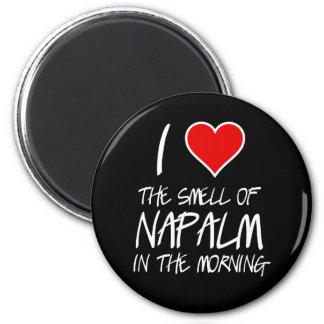 Amo el imán del napalm