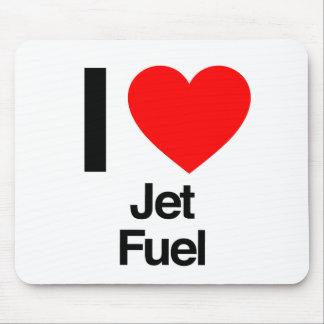 amo el jet fuel ai tapete de raton