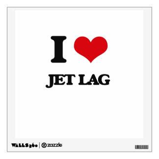 Amo el jet lag