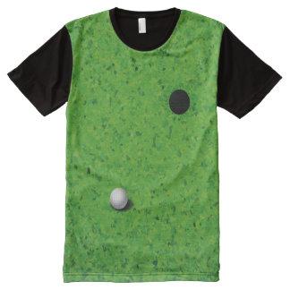 Amo el jugar de golf