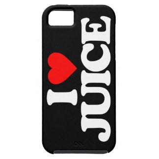 AMO EL JUGO iPhone 5 Case-Mate PROTECTORES