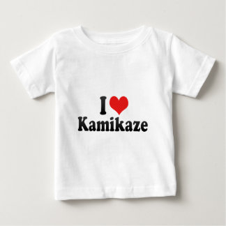 Amo el kamikaze camisas