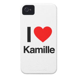 amo el kamille Case-Mate iPhone 4 cárcasas
