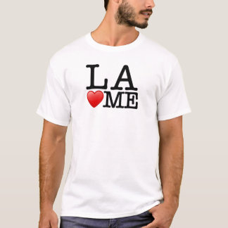 Amo el LA, Los Ángeles me amo Playera