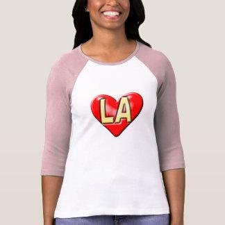 Amo el LA Playera
