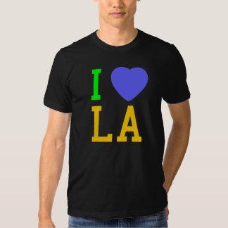 Amo el LA Playeras