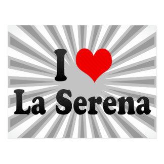 Amo el La Serena, Chile Postales