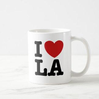 Amo el LA Taza De Café