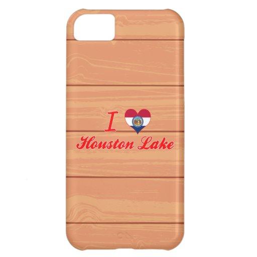 Amo el lago houston, Missouri Funda Para iPhone 5C