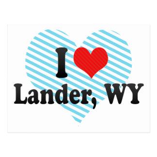 Amo el Lander, WY Postal