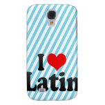 Amo el latín