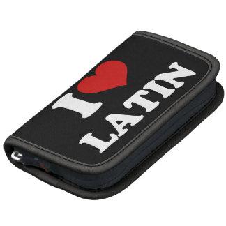 Amo el latín organizador
