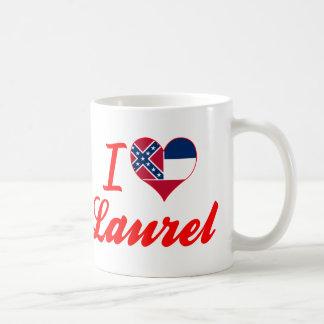 Amo el laurel, Mississippi Taza