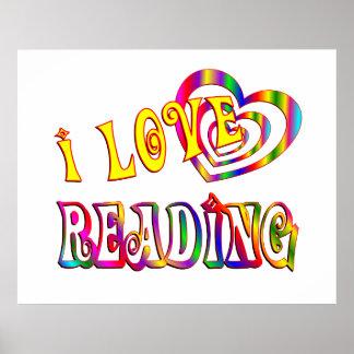 Amo el leer impresiones
