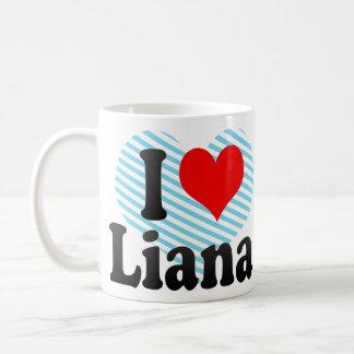 Amo el Liana Taza
