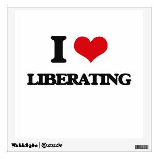 Amo el liberar