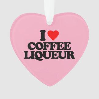 AMO EL LICOR DE CAFÉ