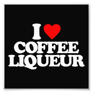 AMO EL LICOR DE CAFÉ COJINETE
