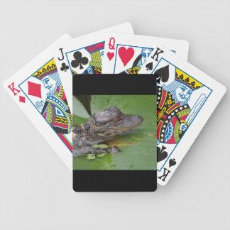 Amo el lirio barajas de cartas