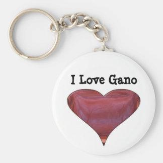 Amo el llavero de Gano