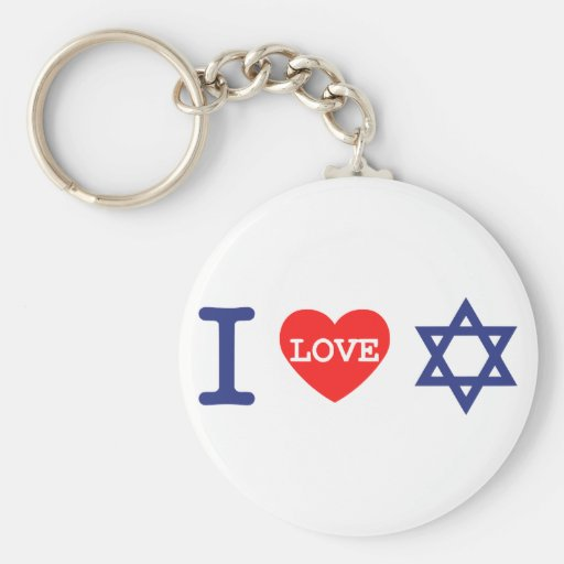 Amo el llavero de Israel el  