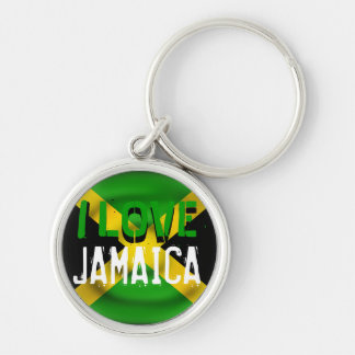 Amo el llavero de Jamaica