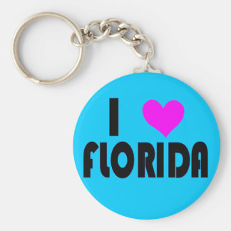 Amo el llavero de la Florida los E E U U