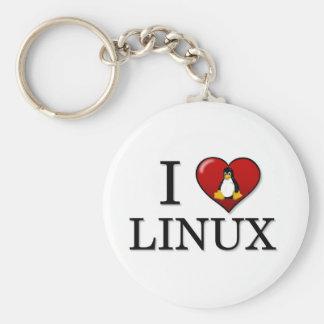 Amo el llavero de Linux