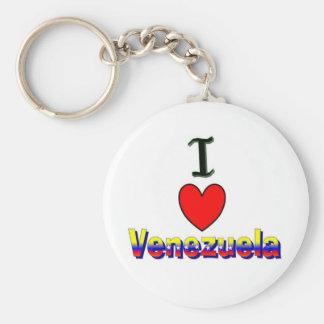 Amo el llavero de Venezuela