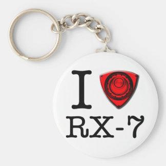 Amo el llavero RX-7
