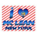 Amo el magro de Mc, Nueva York Postal