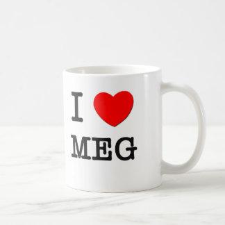 Amo el megohmio taza