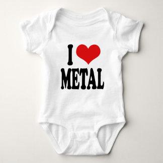 Amo el metal body para bebé