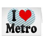 Amo el metro, Indonesia Tarjeton