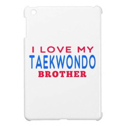 Amo el mi Taekwondo Brother