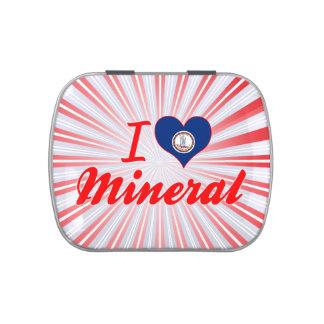 Amo el mineral, Virginia