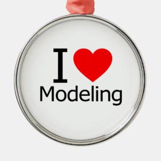 Amo el modelar adorno para reyes
