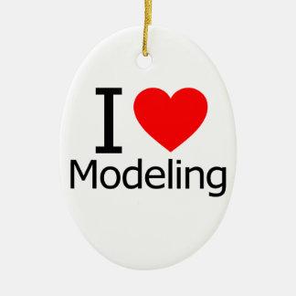 Amo el modelar ornamentos para reyes magos