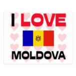 Amo el Moldavia Postal