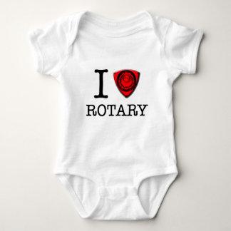 Amo el motor rotatorio body para bebé