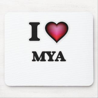 Amo el Mya Mousepad