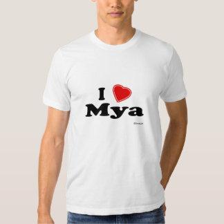 Amo el Mya Polera