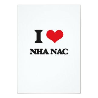 Amo el NAC de NHA Invitación Personalizada
