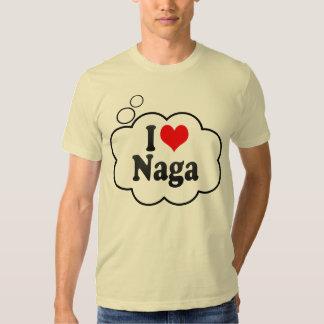 Amo el Naga, Filipinas Polera