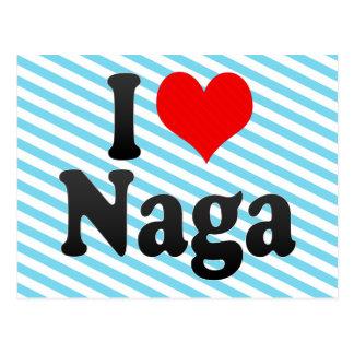 Amo el Naga, Filipinas Postal