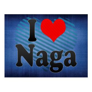 Amo el Naga, Filipinas Postales