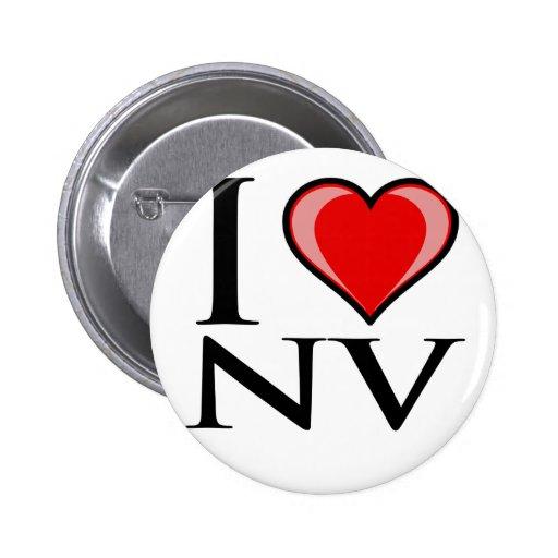 Amo el nanovoltio - Nevada Pin